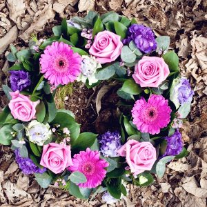 colourful-funeral-wreaths-essex