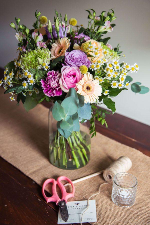 Vintage-Flower-Bouquet-Essex